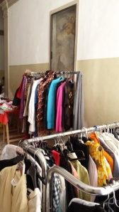 Angels of the City charity clothing sale