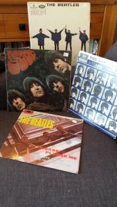 Please Please Me, A Hard Day's Night, Help!, Rubber Soul