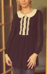 Vintage-style dress