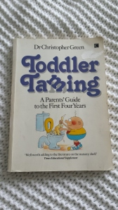 Toddler Taming by Dr Christopher Green