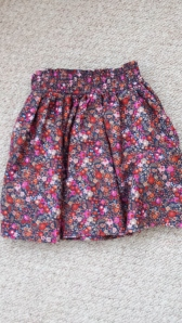 Next skirt, age 3