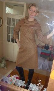 Sandra Pabst woollen 2 piece outfit
