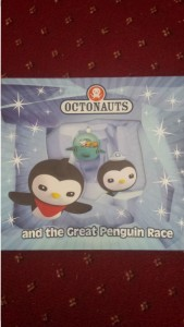 The Octonauts and the Great Penguin Race, 50p, British Heart Foundation, Penge