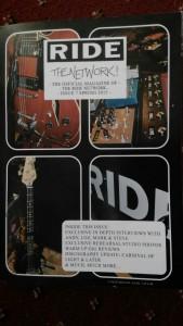 Ride fanzine