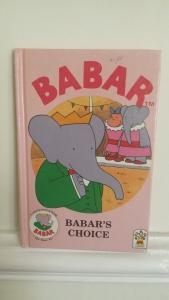 Babar book
