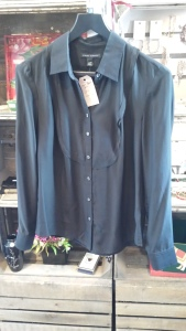 Black Banana Republic shirt, £12